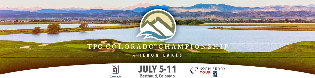 2021 TPC Colorado Championship at Heron Lakes