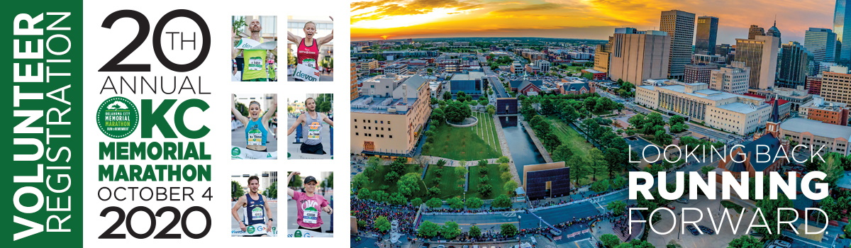 2020 Oklahoma City Memorial Marathon