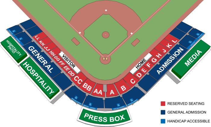 Metropolitan Stadium Seating Chart Brokeasshome Com