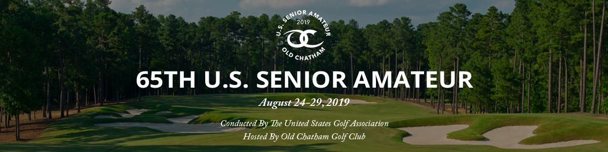 2019 U.S. Senior Amateur Championship